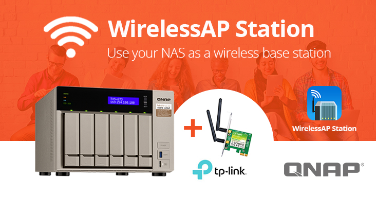 WirelessAP Station